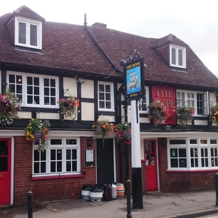 The Hope Pub, Carshalton